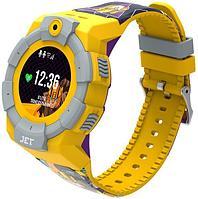 Смарт-часы Jet Kid Transformers Bumblebee желтый, фото 1