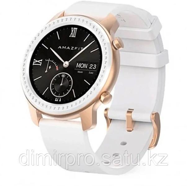 Смарт-часы Xiaomi Amazfit GTR 42mm A1910 Glitter Edition белый