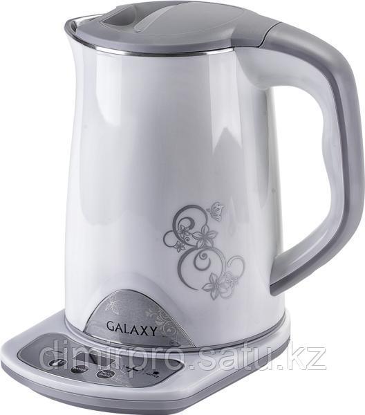 Электрочайник Galaxy GL 0340 белый