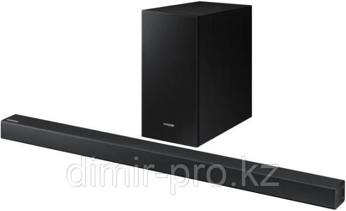 Саундбар Samsung HW R430 черный