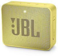 Портативная колонка JBL GO 2 Lemonade желтый, фото 1