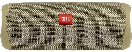 Портативная колонка JBL Flip 5 Sand бежевый