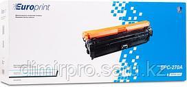 Картриджи Europrint EPC-270A Чёрный