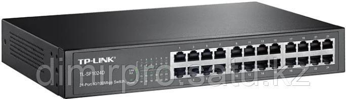 TP-Link TL-SF1024D черный