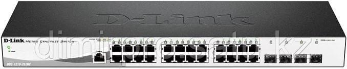 D-Link DGS-1210-28/ME/A2A черный-белый