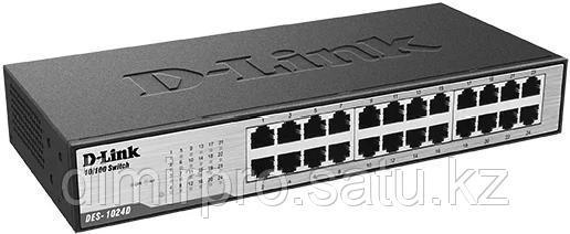 D-link DES-1024D/G1A черный
