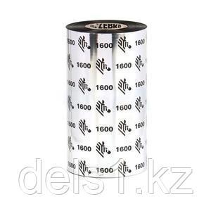 Красящая лента Zebra  (риббон)  воск (wax)  60мм/450м