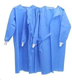 Халаты хирургические одноразовые
