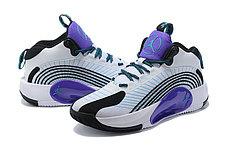 """Баскетбольные кроссовки Air Jordan Jumpman 2021 """"Purple"""" (40-46), фото 2"""
