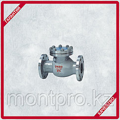 Клапаны обратные поворотные (вертикальные) фланцевые стальные (Ру-40) 250