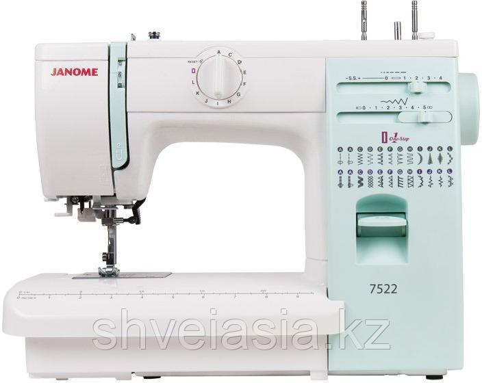 JANOME 7522 Швейная машина