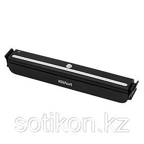 Вакууматор Kitfort КТ-1505-1 чёрный