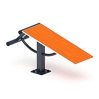 Лавка для пресса СТ 002 для workout площадки