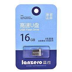 USB Flash 16Gb Lanzero mini F4 Silver