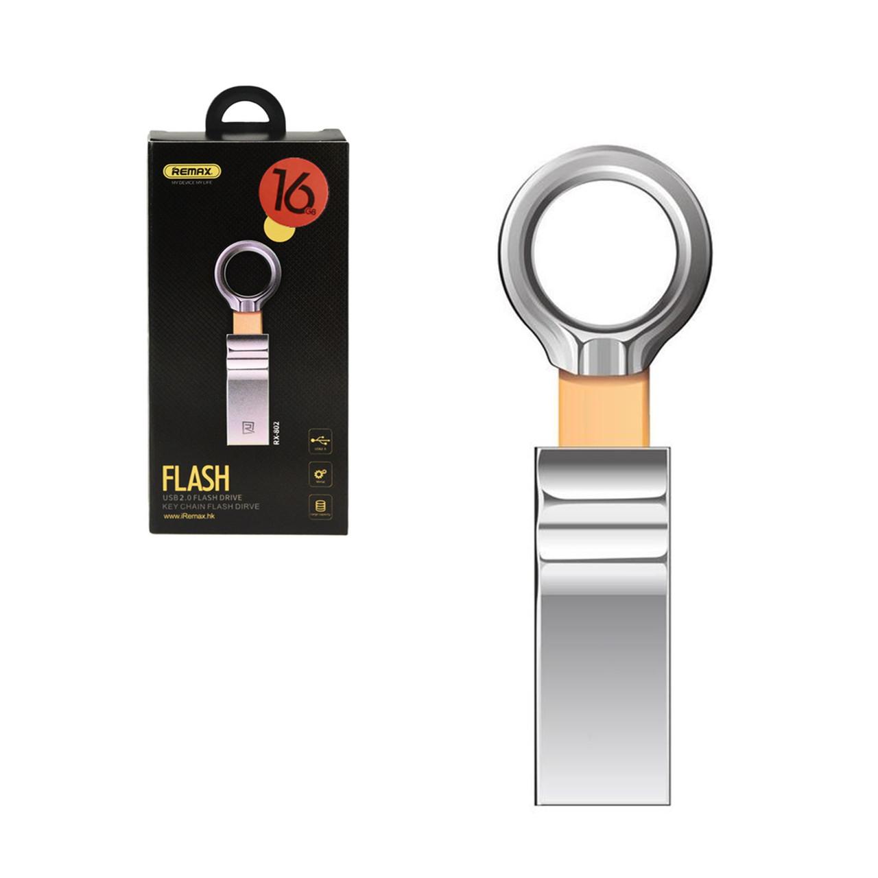 USB Flash 16Gb Remax RX-802 USB 2.0 Silver
