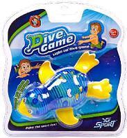 """Игры в воде """"Поймай Пингвина"""", с подсветкой (включается, когда касается воды)"""