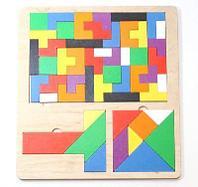 "Пазл деревянный ""TetrisWood, Танграм, ""T"" Танграм"""
