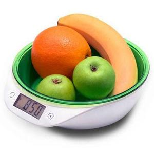 Весы-чаша кухонные электронные Delicious Kitchen Scales (Зеленый)