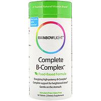 Rainbow Light, Комплекс витамина B , 90 таблеток