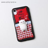 Чехол для телефона iPhone XR «Котенок», с дополнительным элементом 7,6 х 15,1 см