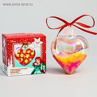 """Набор для творчества """"Новогодняя игрушка с растущими шариками"""", Принцессы"""