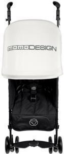 Коляска Peg-Perego Pliko Mini Momo Design Bianco черный-белый