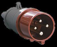 Вилка переносная ССИ-024 3Р+РЕ 32А 380-415В IP44 IEK