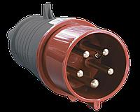 Вилка переносная ССИ-025 3Р+РЕ+N 32А 380-415В IP44 IEK
