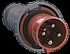 Вилка переносная ССИ-034 3Р+РЕ 63А 380-415В IP54 IEK