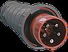 Вилка переносная ССИ-045 3Р+РЕ+N 125А 380-415В IP54 IEK