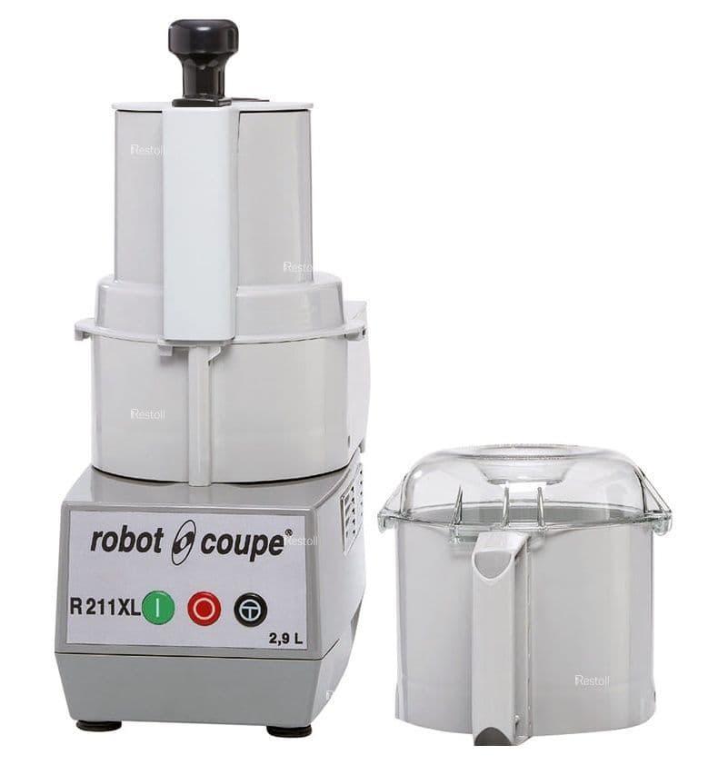 Процессор кухонный Robot Coupe R211 XL (без дисков)