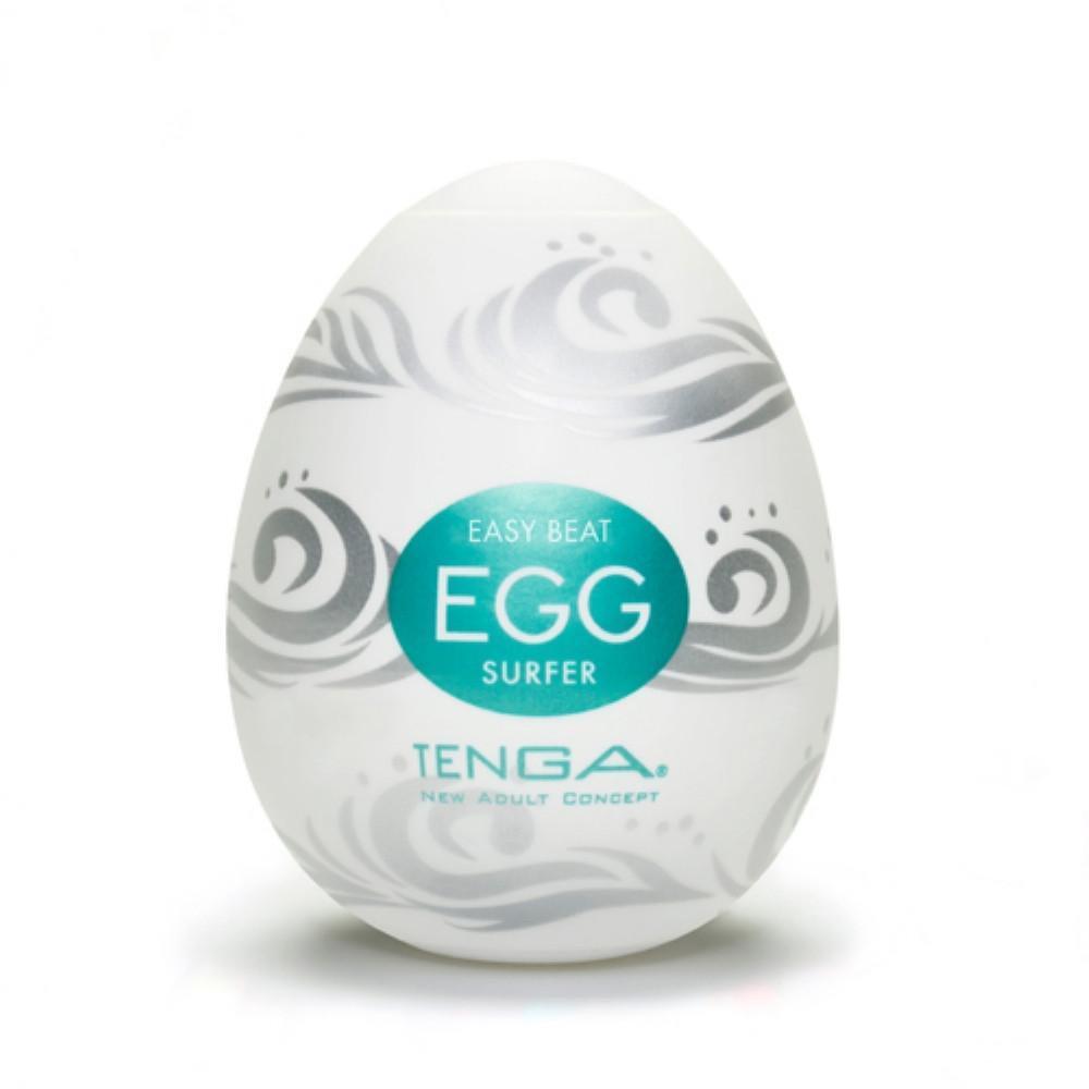 Яйцо - Мастурбатор Egg Surfer от Tenga