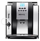 Кофемашина Merol ME-709 Black Office