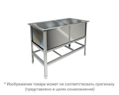 Ванна моечная Kayman ВМ-412/430