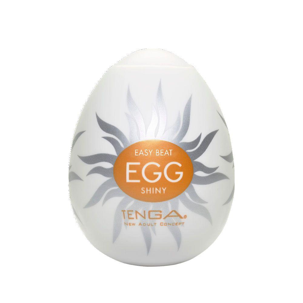 Яйцо - Мастурбатор Egg Shiny от Tenga