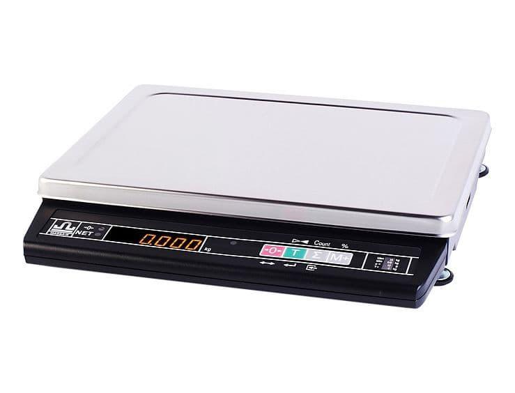 Настольные электронные весы МАССА-К МК-15.2-А21