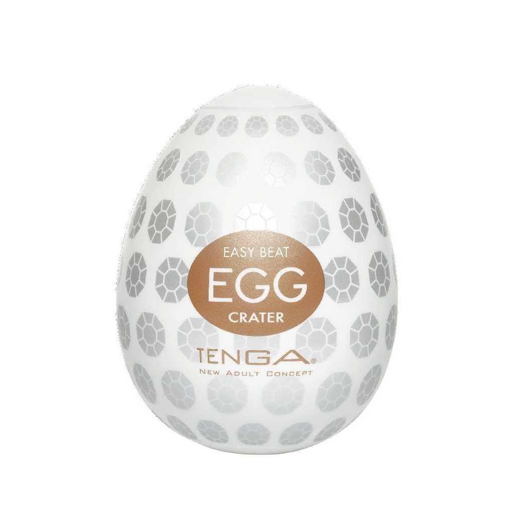 Яйцо - Мастурбатор Egg Crater от Tenga