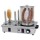 Аппарат для хот-догов паровой Viatto HDW-04
