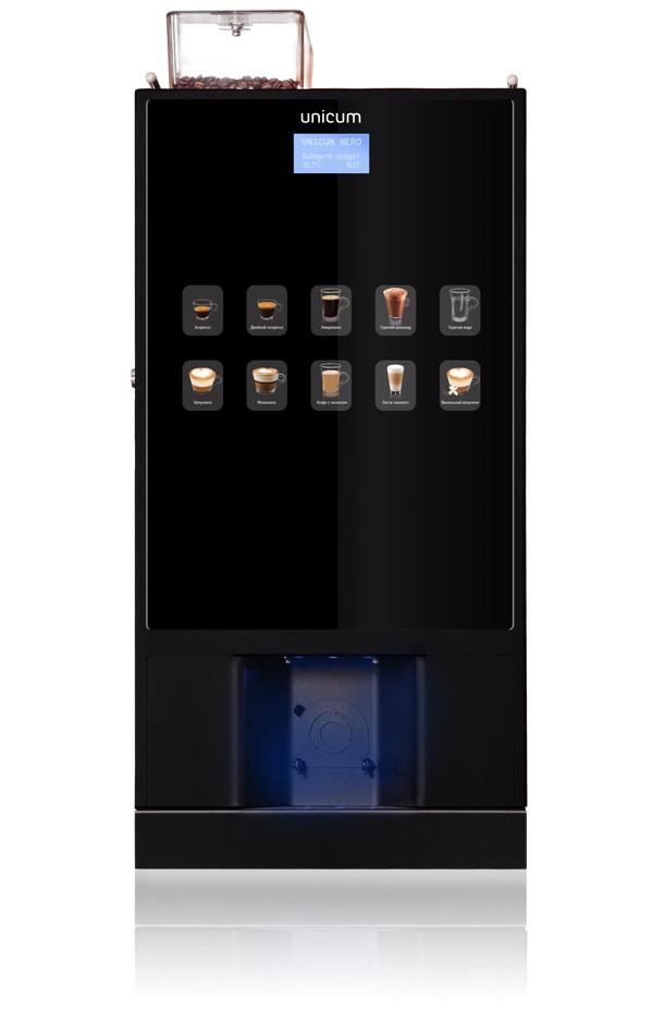 Кофейный автомат Unicum Nero Espresso, зерновой
