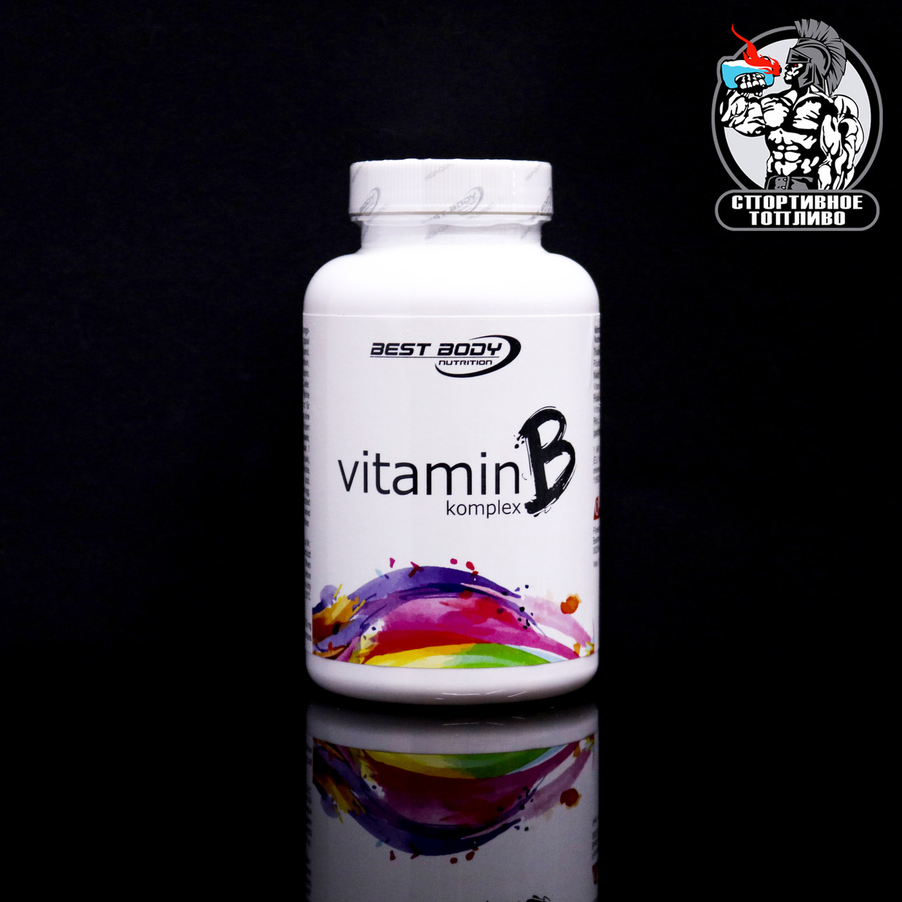 Best Body - Vitamin B complex 100капс/100порций