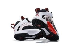 "Баскетбольные кроссовки Air Jordan Jumpman 2021 ""White&Red"" (40-46), фото 2"