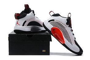 "Баскетбольные кроссовки Air Jordan Jumpman 2021 ""White&Red"" (40-46), фото 3"