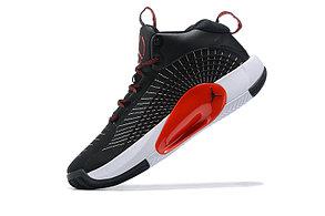 """Баскетбольные кроссовки Air Jordan Jumpman 2021 """"Black&Red"""" (40-46), фото 2"""