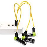 Зарядный кабель 4 Micro USB для аккумуляторов, фото 2