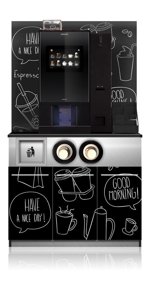 Тумба для кофейного автомата Кофепоинт Unit