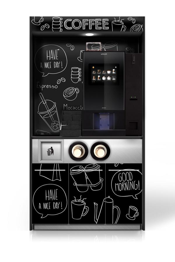 Тумба для кофейного автомата Кофепоинт Unit XL