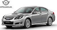 Переходные рамки на Subaru Legacy V (BM) дорестайл и рестайл (2009-2015) OPR 58