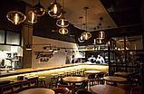 Освещение ресторанов, баров, кафе, летних площадок, подсветка зонтиков на летних площадках, фото 5