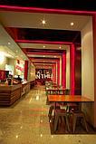 Освещение ресторанов, баров, кафе, летних площадок, подсветка зонтиков на летних площадках, фото 6