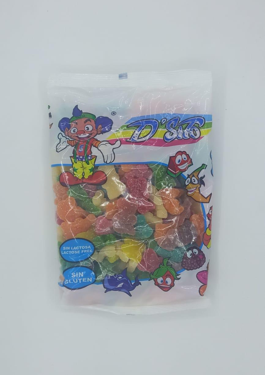 """Жевательный мармелад """"Большие мишки в сахаре D'sito Испания 1 кг"""